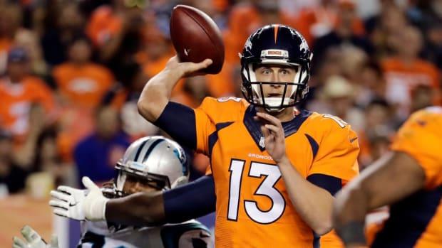 Denver Broncos defeat Carolina Panthers 21–20 in 2016 NFL season opener - IMAGE