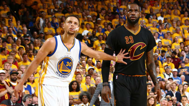 Cavaliers, Warriors destined for NBA Finals rematch IMG