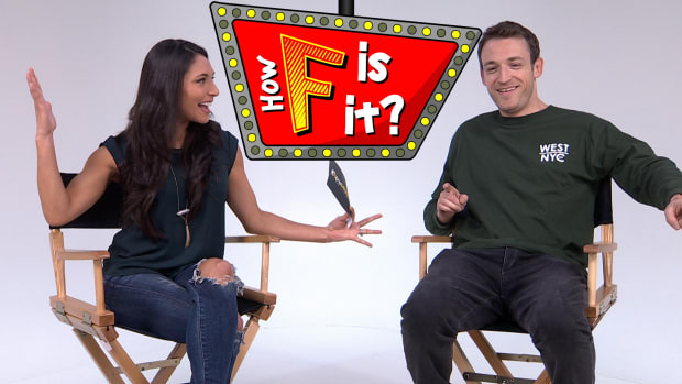 Mustard Minute: Comedian Dan Soder plays 'How F is it?' IMG