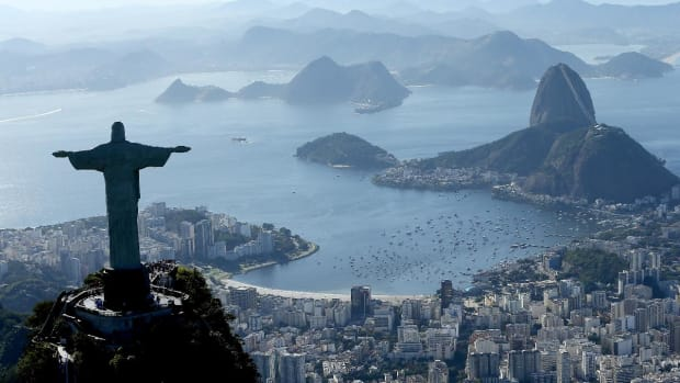 Rio declares financial emergency ahead of Olympics -- IMAGE