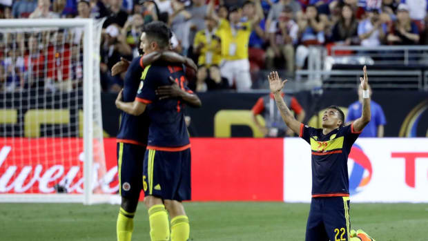 USA drops Copa America opener to Colombia - IMAGE