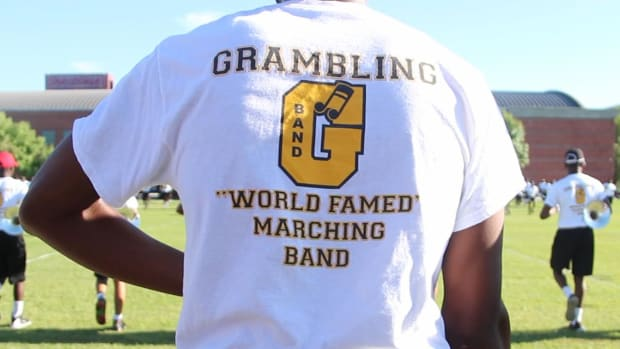 "A look inside the ""World Famed"" Grambling State band -- IMAGE"