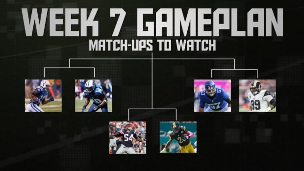 NFL's Week 7 Gameplan IMAGE