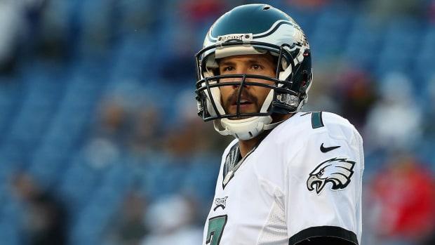 Eagles' Connor Barwin: Sam Bradford will return Monday IMAGE