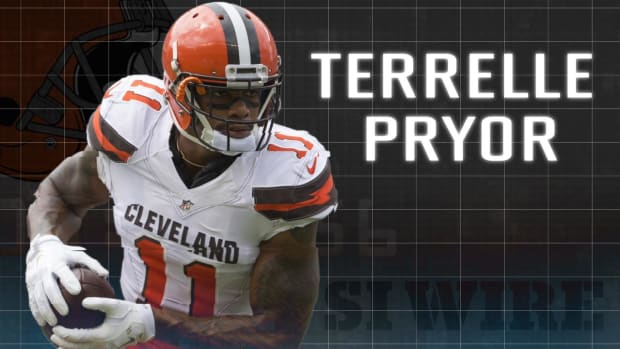 Week 4 Waiver Wire add: Terrelle Pryor - IMAGE
