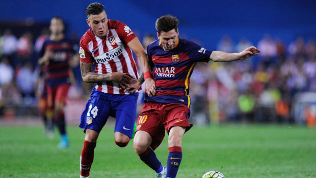 Champions League quarterfinal draw: Barcelona to play Atletico Madrid--IMAGE