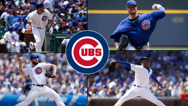 How were the Cubs built? - IMAGE