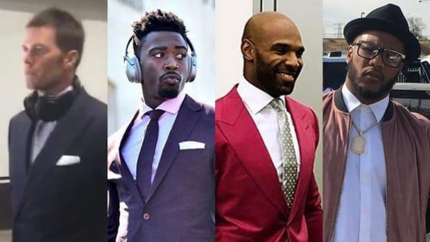 Sports Style Swipe: NFL Week 5 style IMG