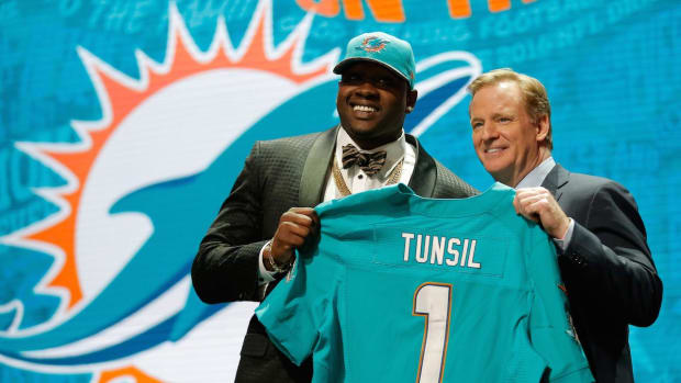 Boomer: Miami takes risk in selecting Laremy Tunsil IMAGE