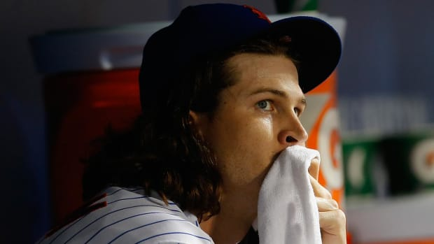 Mets' Jacob deGrom likely out for season - IMAGE