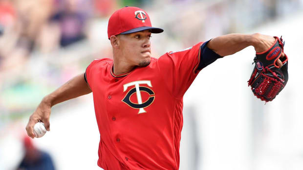 Verducci: Minnesota Twins 2016 preview IMAGE