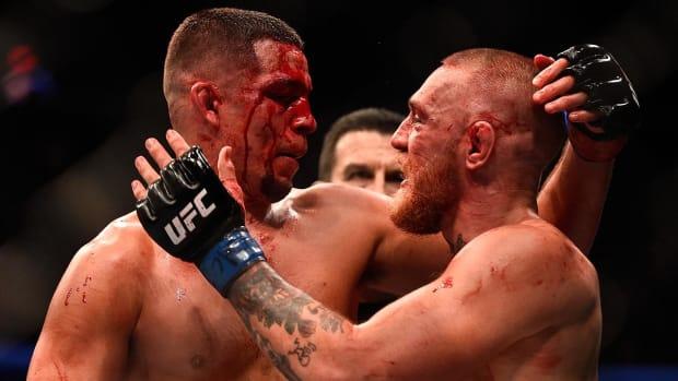 Dana White shuts down McGregor vs. Diaz 3 - IMAGE