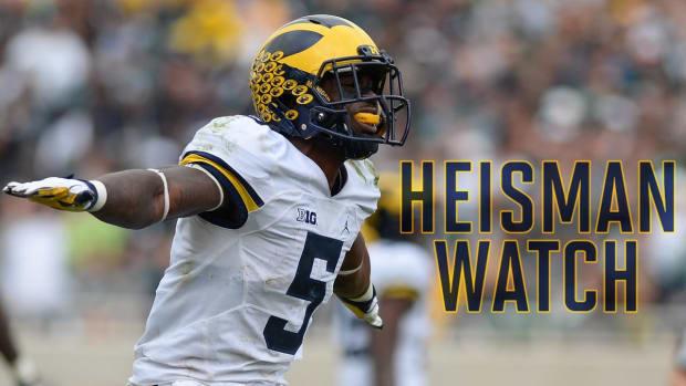 Heisman Watch: Week 9 review -- IMG