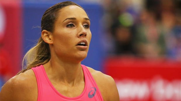 Lolo Jones withdraws from Olympic Trials, will miss Rio - IMAGE
