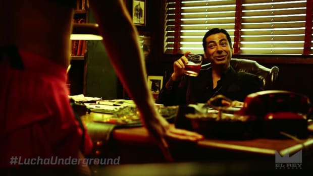 Exclusive preview of Lucha Underground's newest episode - IMAGE