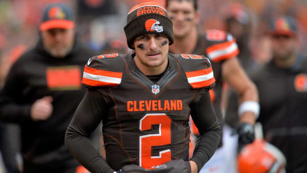 Report: NFL teams still interested in Johnny Manziel--IMAGE