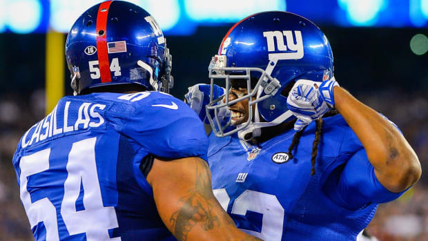 Five Questions: New York Giants's NFL draft IMAGE