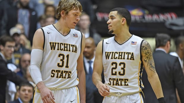 Shootaround: Wichita State senior stars Ron Baker, Fred VanVleet ready for final NCAA tournament run