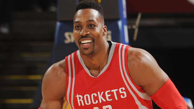 Report: Dwight Howard agrees to three-year contract with Hawks --IMAGE