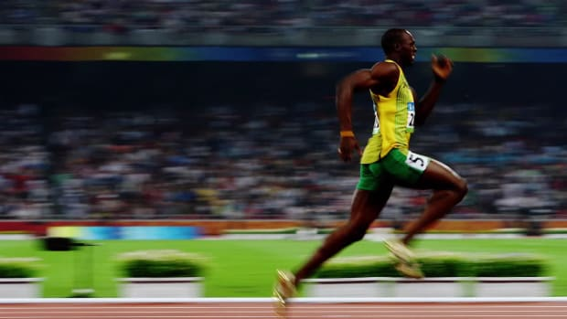 Usain Bolt withdraws from Olympic trials with injury - IMAGE