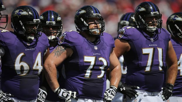 Five Questions: Baltimore Ravens's NFL draft IMAGE