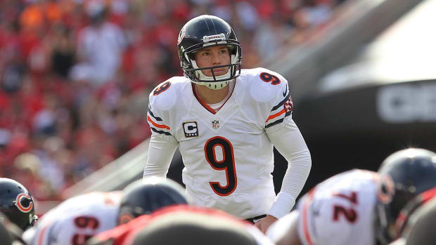 Kicker Robbie Gould to join Giants - IMAGE