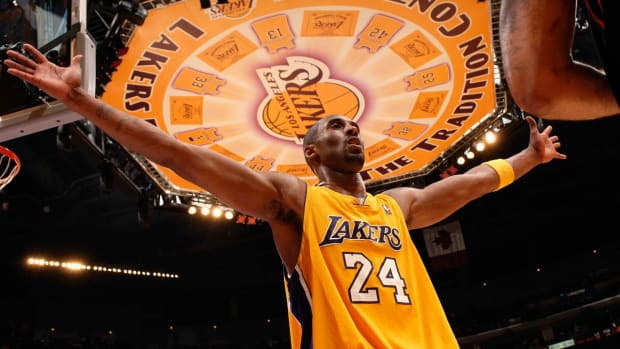 Kobe Bryant pairing up with Sports Illustrated for special project - IMAGE