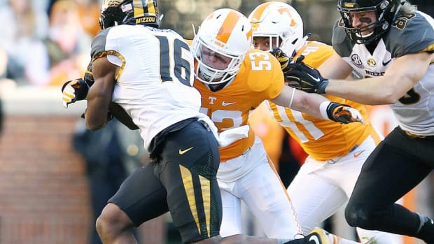 Denied by doubts and diagnoses, Tennessee walk-on Colton Jumper persists to prove his worth