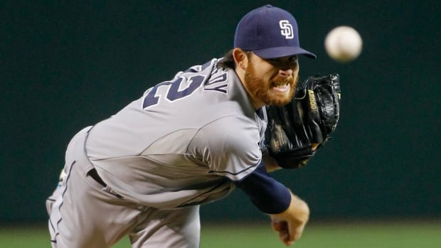 Reports: Royals sign Ian Kennedy to five-year deal -- IMAGE