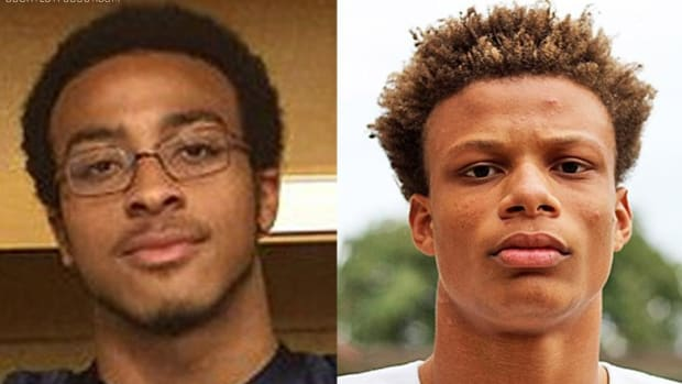 Four-star J'Marick Woods, three-star A.J. Dillon commit to Michigan - IMAGE