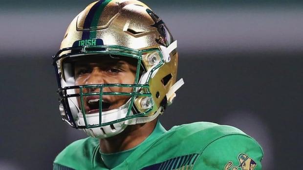 Notre Dame's DeShone Kizer will enter 2017 NFL draft IMAGE