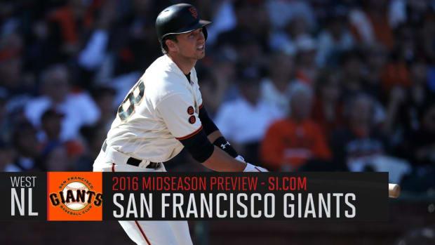 Verducci: San Francisco Giants 2016 midseason preview IMAGE