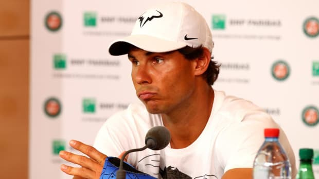 Rafael Nadal drops out of Wimbledon with wrist injury - IMAGE