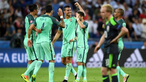 Cristiano Ronaldo leads Portugal to Euro 2016 final  - IMAGE