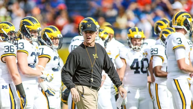 Campus Rush Podcast: Why does Michigan deserve a top-four spot in SI's preseason Top 25 rankings?