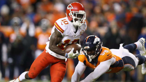 Who is Chiefs rookie Tyreek Hill? - IMAGE