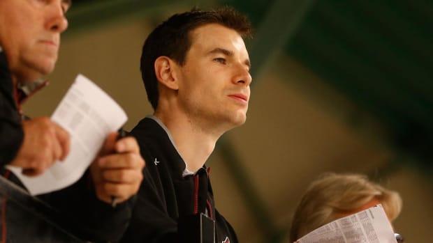 Arizona Coyotes hire 26-year old GM John Chayka -- IMAGE