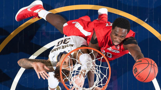 Hungry Wolf: Jameel Warney may be college hoops' MVP, but first he wants to make school history
