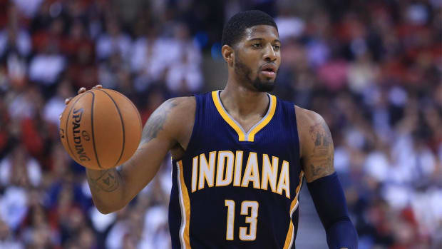 Report: Paul George will play for USA Basketball in Rio Olympics - IMAGE