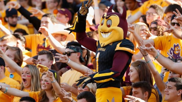 Meet Jedi ASU, the popular Arizona State superfan who ushers in every new season with an anticipated hype video