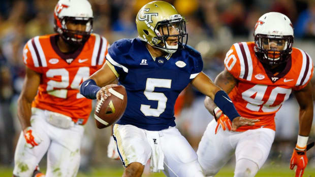Following a dreadful 2015 season, Justin Thomas and Georgia Tech are ready to return to the ACC's top tier