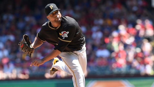 Pirates trade Francisco Liriano to Blue Jays for Drew Hutchinson - IMAGE