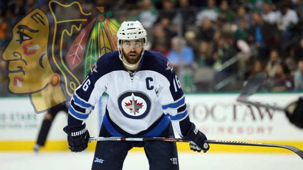 Blackhawks acquire Andrew Ladd from Jets ahead of trade deadline -- IMAGE