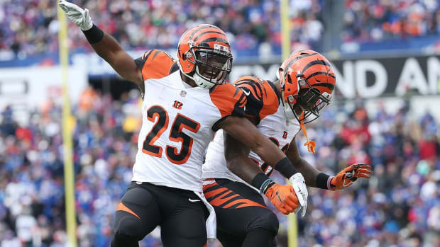 Five Questions: Cincinnati Bengals' NFL draft IMAGE