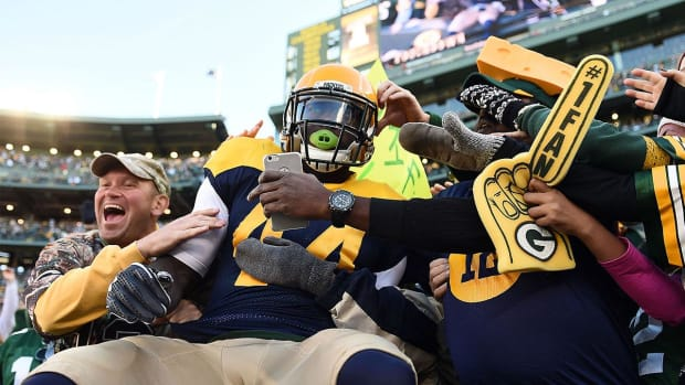 Report: Packers agree to terms with RB James Starks--IMAGE