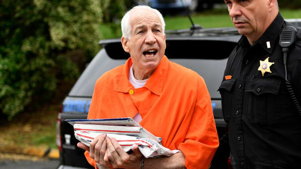 Jerry Sandusky to appear at appeals hearing, seeks new trial - IMAGE