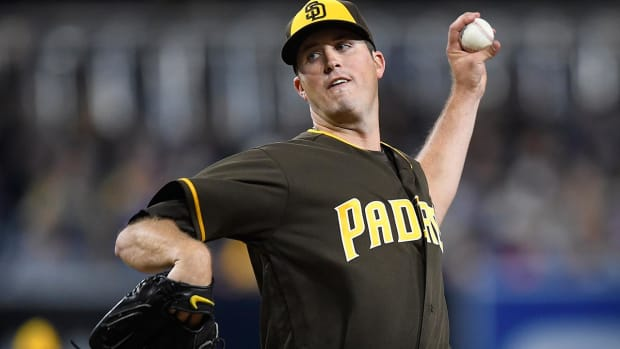 Report: Padres trade pitcher Drew Pomeranz to Red Sox - IMAGE