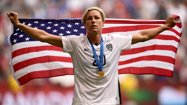 Abby Wambach: I abused alcohol, prescription drugs for years IMAGE
