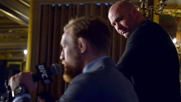 Dana White: No deal in place for Conor McGregor to fight at UFC 200--IMAGE