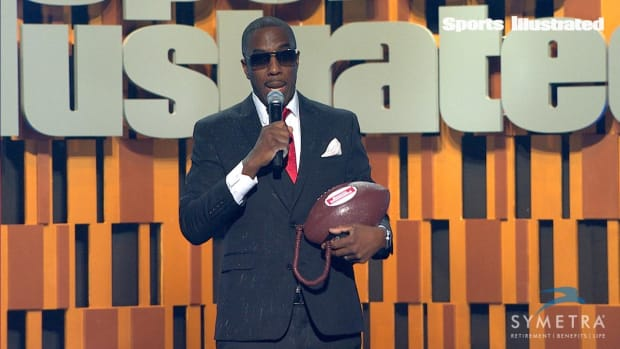 Best of J.B. Smoove at 2016 Sportsperson of the Year Ceremony - IMAGE